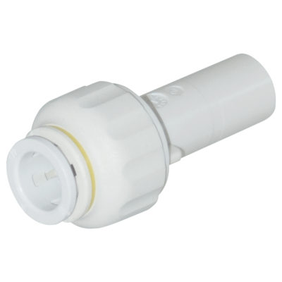 """5/8"""" OD x 3/4"""" CTS Stem Straight Stem-To-Tube Adapter"""