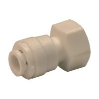 "1/4"" OD x 1/4"" OD Female Adapter"