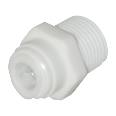 "3/8"" OD x 1/2"" MIP Male Adapter"