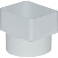 "3"" x 4"" x 3"" Downspout Adapter"
