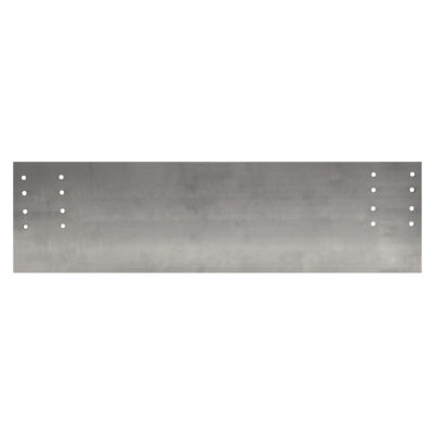 """16-Hole Safety Plate (3"""" x 18"""")"""