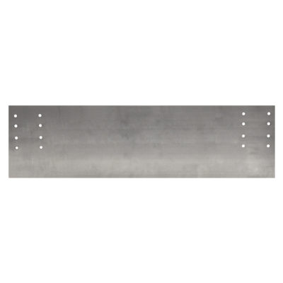 """16-Hole Safety Plate (5"""" x 18"""")"""