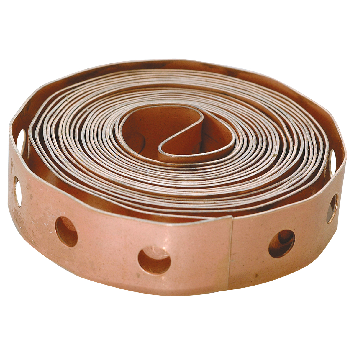 "3/4"" x 10' Copper-Clad Strapping"