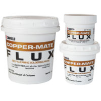 Coppermate Flux - 1 Lb.