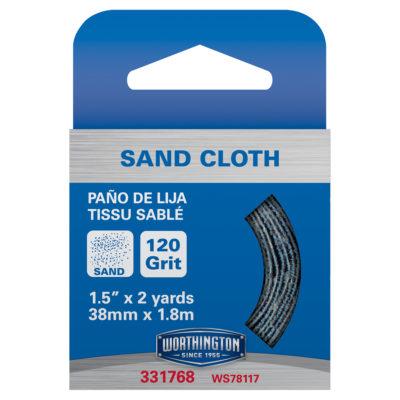 "1-1/2"" x 2 Yards Sand Cloth - Taramet"