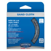"1-1/2"" x 5 Yards Sand Cloth - Taramet"