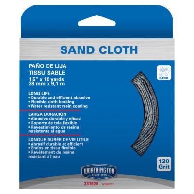 "1-1/2"" x 10 Yards Sand Cloth - Taramet"