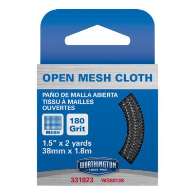 """1-1/2"""" x 2 Yards Mesh Sand Cloth - Taramet"""