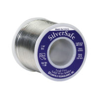 1 lb. Canfield Lead Free Solder - Silversafe