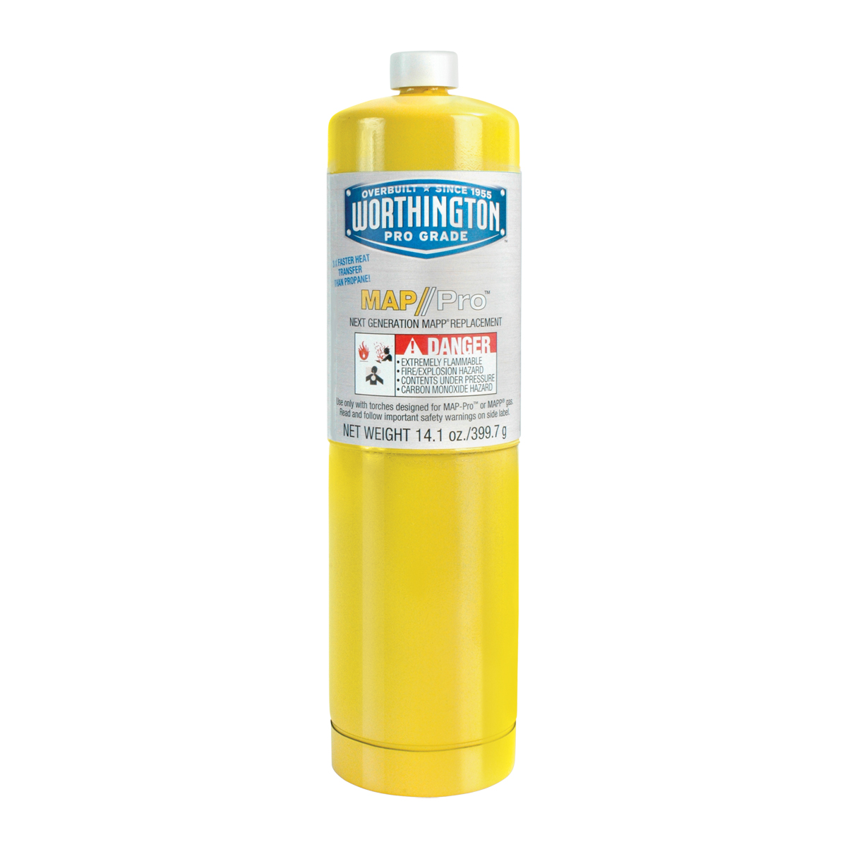 Worthington Mapp Pro Gas Fuel Cylinder - 85354 | Contractor Access