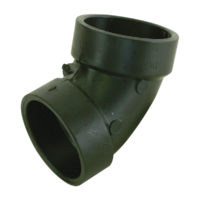 "1-1/2"" Hub  60° Elbows- ABS/DWV"