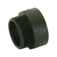 "4"" Male Adapters - ABS/DWV"