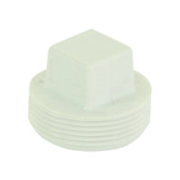 "4"" Cleanout Plugs - PVC DWV"