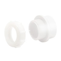 "1-1/4"" x 1-1/2"" Trap Adapter - PVC DWV"