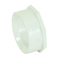 "4"" x 2"" Flush Bushings - PVC DWV"