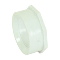 "4"" x 3"" Flush Bushings - PVC DWV"