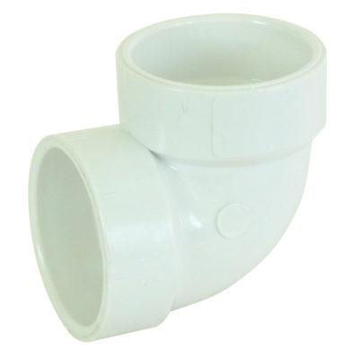 "4""  90° Vent Elbows - PVC DWV"
