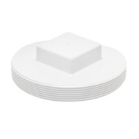 "6"" Cleanout Plugs - PVC DWV"