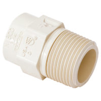 "1/2"" Male Adapter - CPVC (Slip x MIP)"