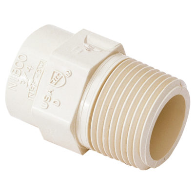 "1"" Male Adapter - CPVC (Slip x MIP)"