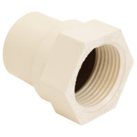 "1/2"" Female Adapter - CPVC (Slip x FIP)"