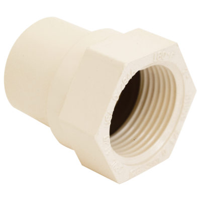 "3/4"" Female Adapter - CPVC (Slip x FIP)"