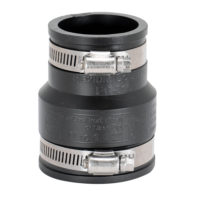 "2"" x 1-1/2"" Flexible Couplings"