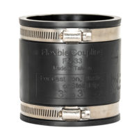"3"" Flexible Coupling"