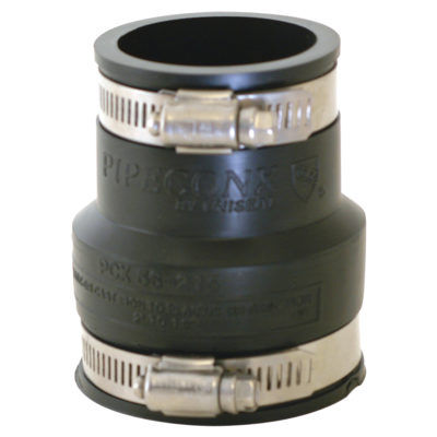 "4"" x 2"" Flexible Couplings"
