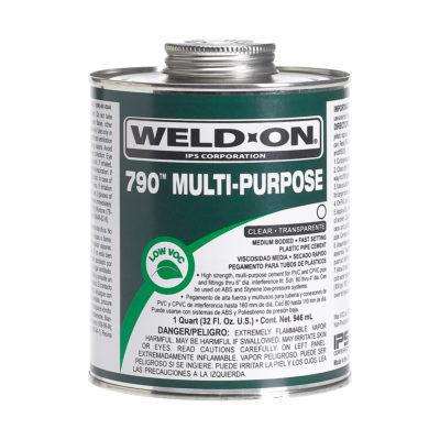 Multi-Purpose Cement - Clear Medium Body - Pint