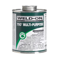 Multi-Purpose Cement - Clear Medium Body - Quart