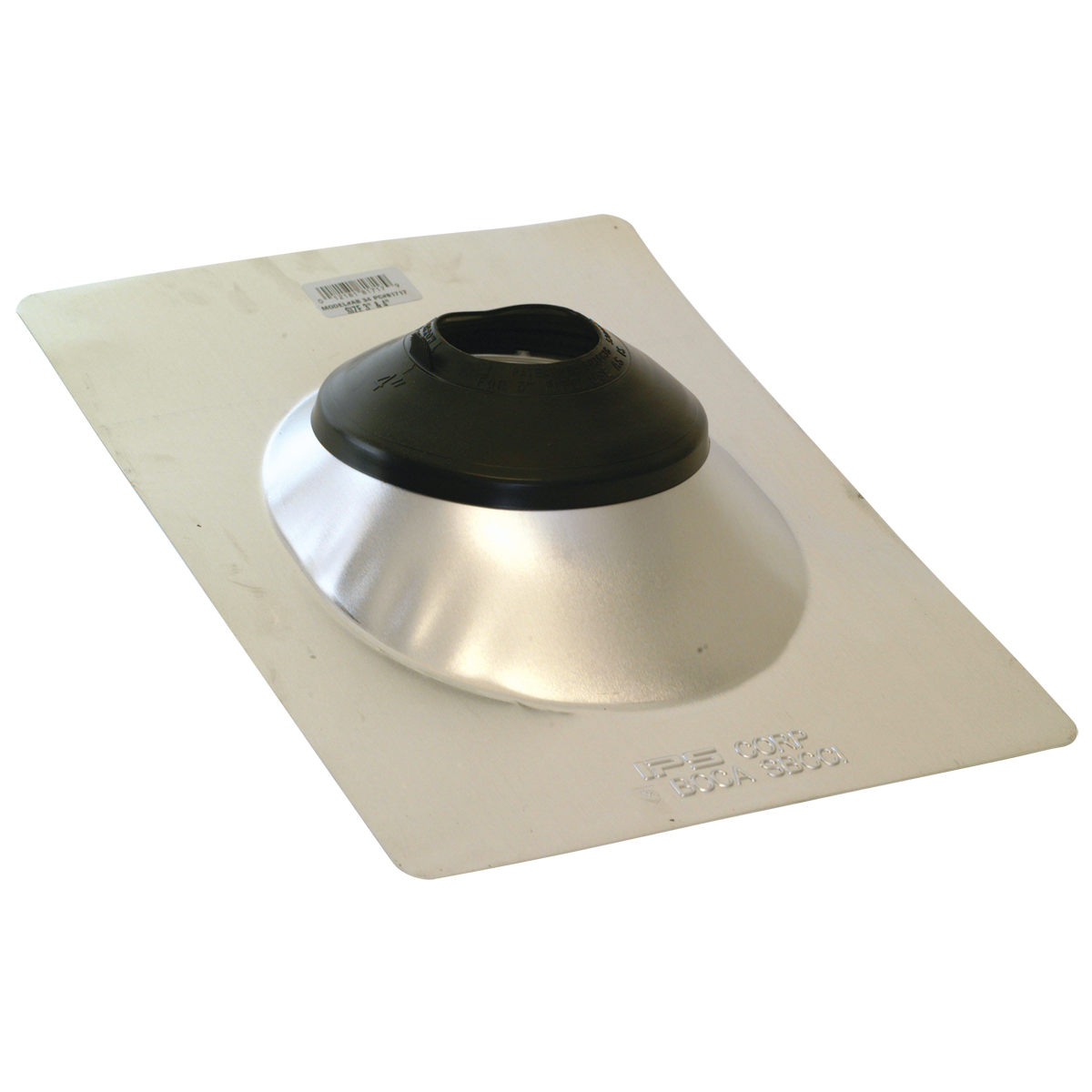 "1-1/4"" - 3"" Multi-Size Roof Flashing"