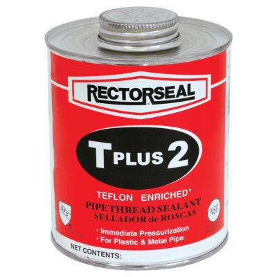 T Plus 2® Telfon Enriched Thread Sealant - Pint