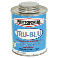 Tru-Blu™ Thread Sealant with Teflon - 1/2 Pint