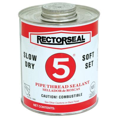 No. 5® Pipe Thread Sealant - 1/2 Pint