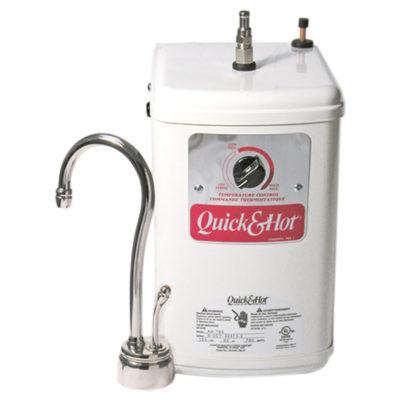 Brushed Nickel Instant Hot Water Dispenser