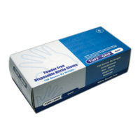 Large Disposable Nitrile Gloves