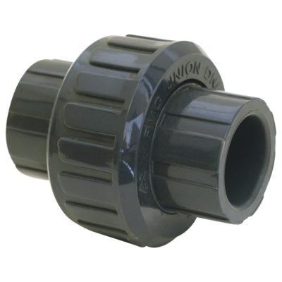 """3/4"""" Union (Solvent) - PVC"""
