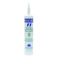 Premium Water Based Duct Sealant - 10.3 oz Tube - Gray
