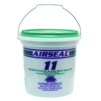 Premium Water Based Duct Sealant - 1 Gallon Pail - Gray