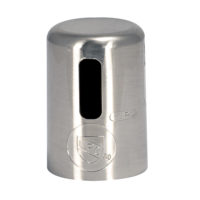 Air Gap Replacement Cap - Brushed Nickel Cap