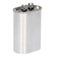 40 MFD Motor Run Capacitor - Oval (370 VAC)