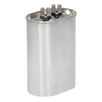 45 MFD Motor Run Capacitor - Oval (370 VAC)