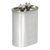 35 MFD Motor Run Capacitor - Oval (440 VAC)