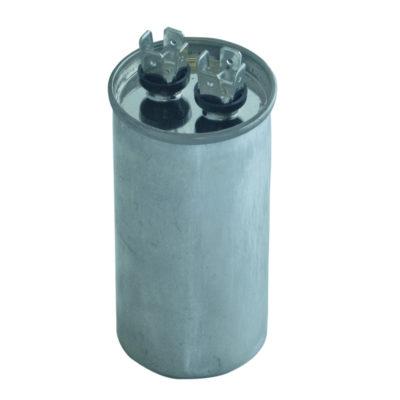 25 MFD Motor Run Capacitor - Round (440 VAC)