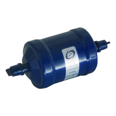 "Bi-Flow Liquid Line Filter Driers - 3/8"" Sweat - 8 Cubic Inch"