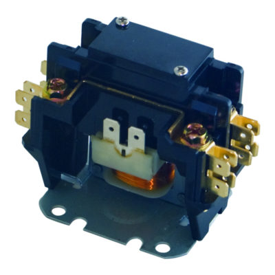 Single Pole Contactor - 30 Amp 24 Volts