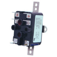 General Purpose Fan Relay - SPNO/SPNC (24 Volts)