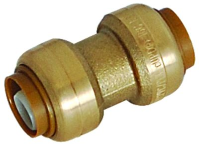 "1/2"" Sharkbite Coupling"