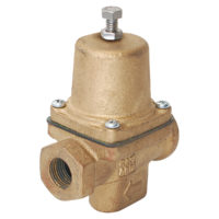 "3/4"" Pressure Regulator"